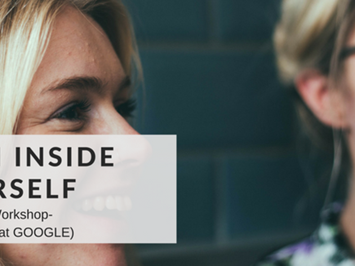 WORKSHOP: Search Inside Yourself (BARCELONA)